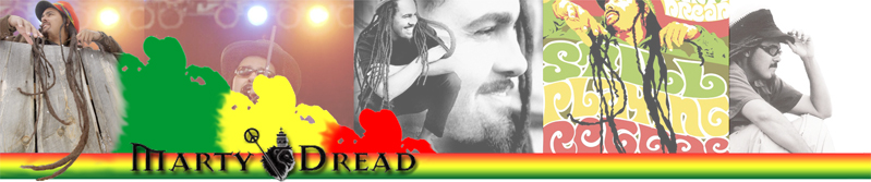 masthead for MartyDread.com